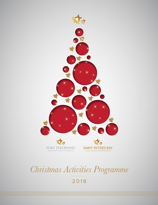 PF Christmas Activities Programme - Cover